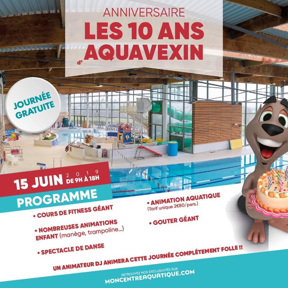 10 ans Aquavexin