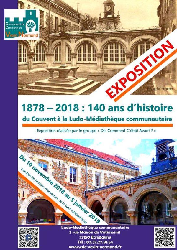 1878-2018 140 ans