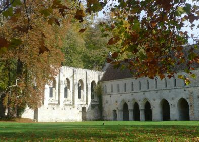 Abbaye de Fontaine-Guerard © Olivier Monpoint, Abbaye de Fontaine-Guérard