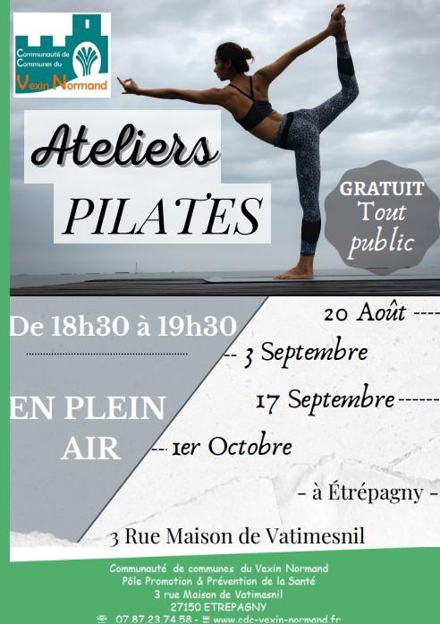 Ateliers pilates