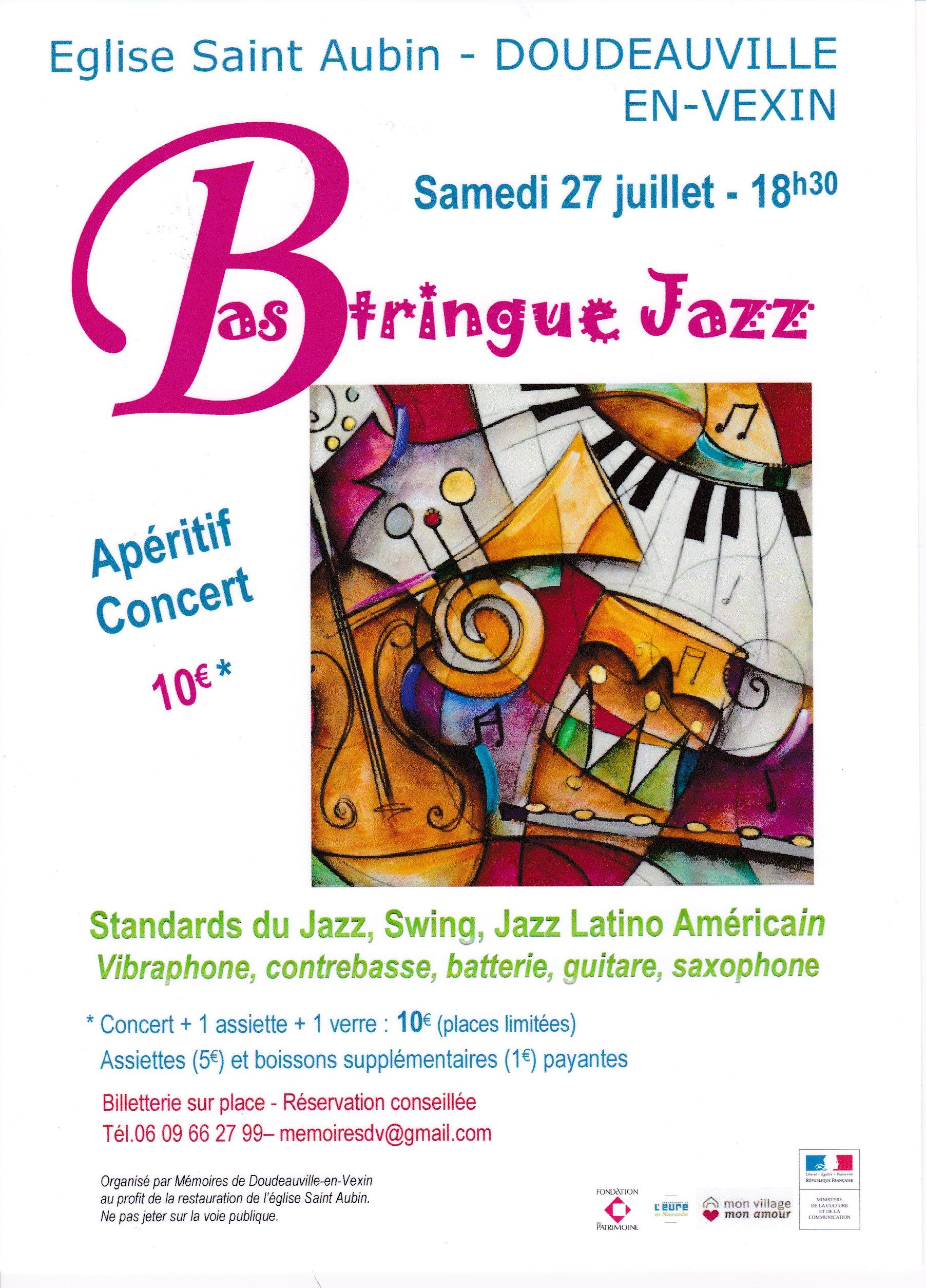 Bastringue jazz