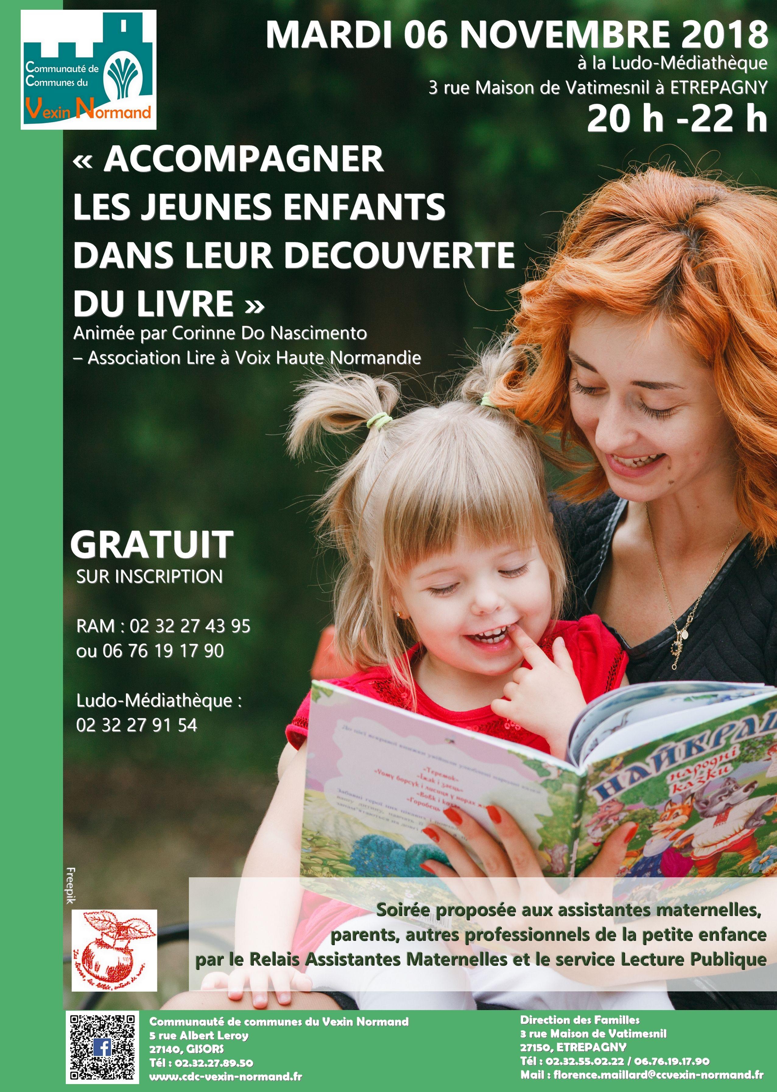 Découverte livre enfant