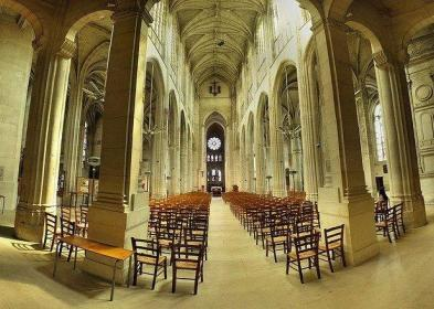 Eglise-Cathedrale-Gisors-Medieval