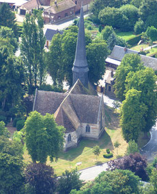 Eglise Doudeauville en Vexin