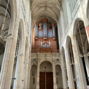Eglise de Gisors, orgue 2Mp©ML Vittori