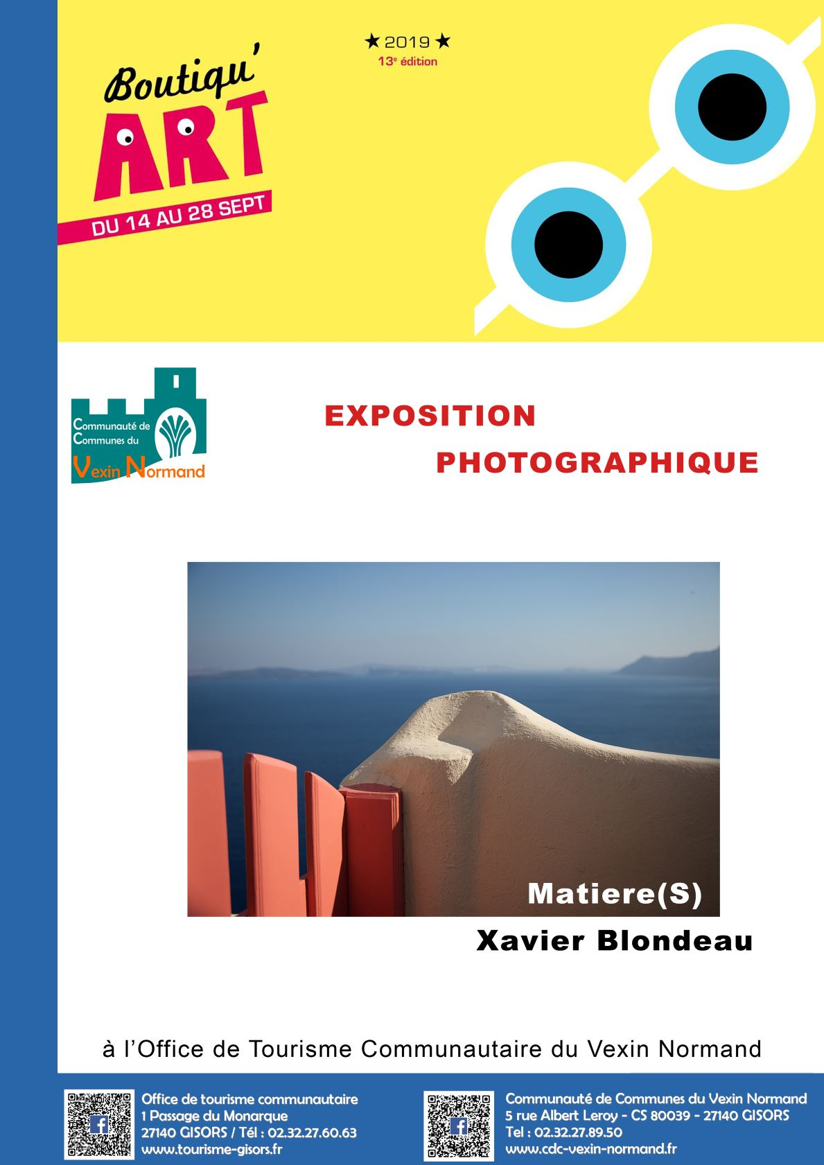 Expo boutiqu'Art 1