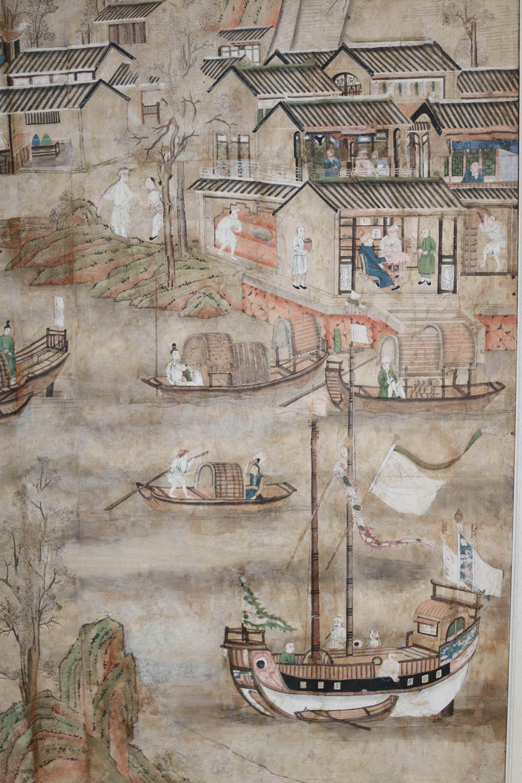 IMG_1291_Papier peint chinois du château de La Roche-Guyon (Photo _ Caroline Chevauché_LRG)-min