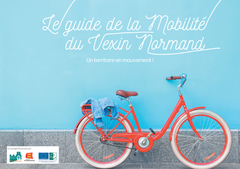 le guide de la mobilité du Vexin Normand