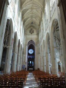Pilier des Tanneur - Eglise de Gisors - crédit photo G.LEMASLE réduit