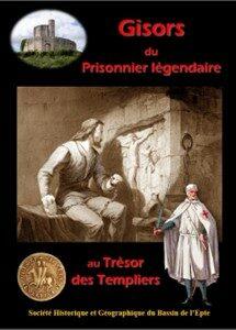 Prisonnier de Gisors couverture 1 bd