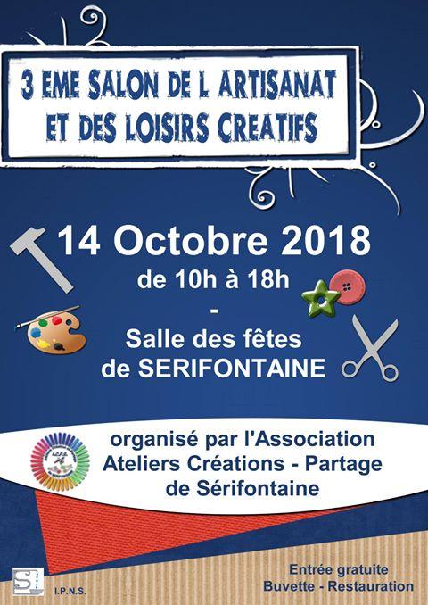 Salon de l'artisanat Serifontaine