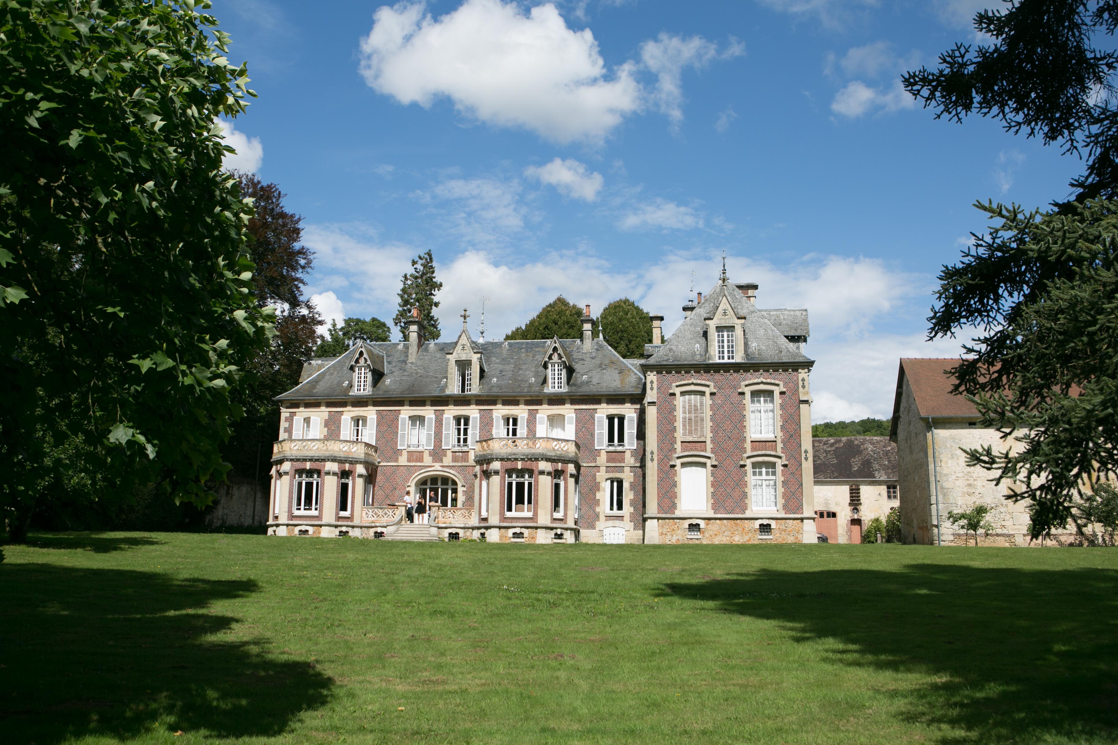 Vue extérieure du Châtillon © Le Chatillon de Serans