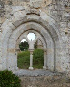 abbaye mortemer fête médiévale vestiges
