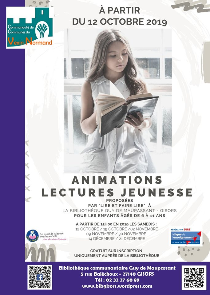 animations lecture jeunesse