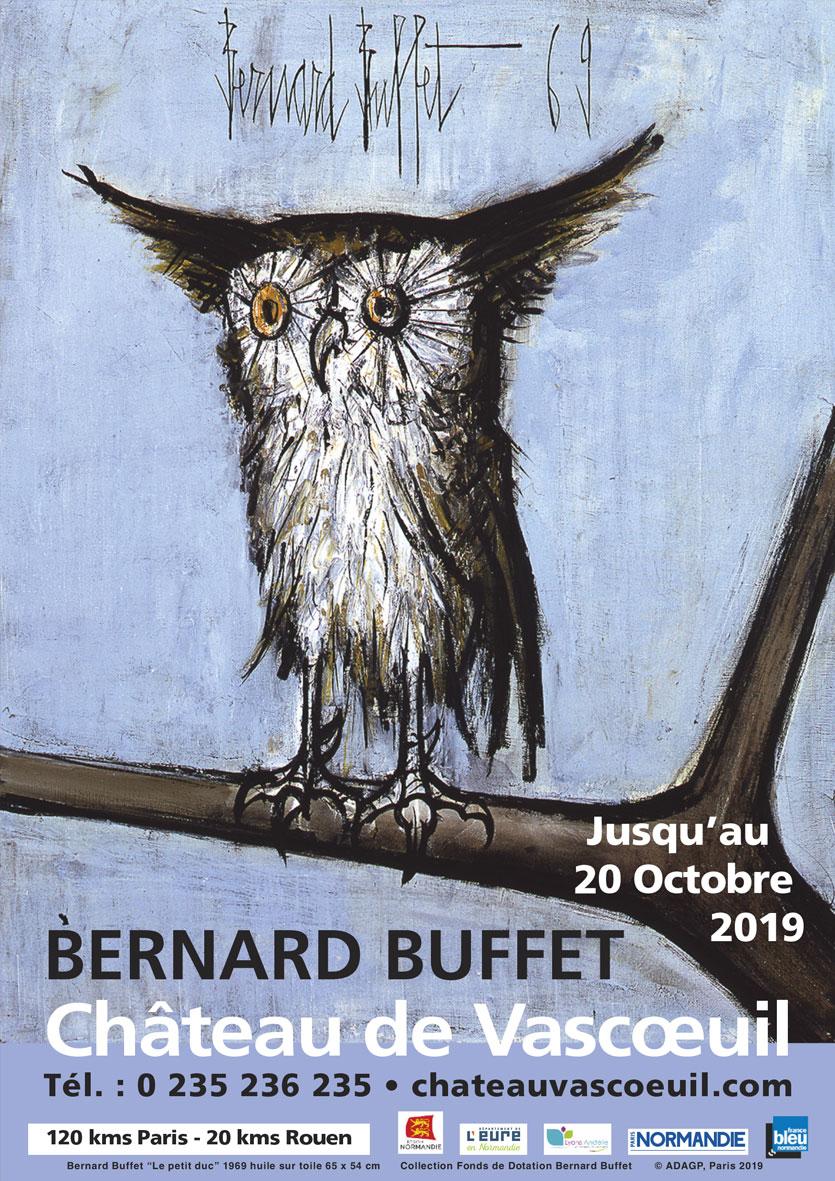 EXPOSITION D'ÉTÉ : BERNARD BUFFET