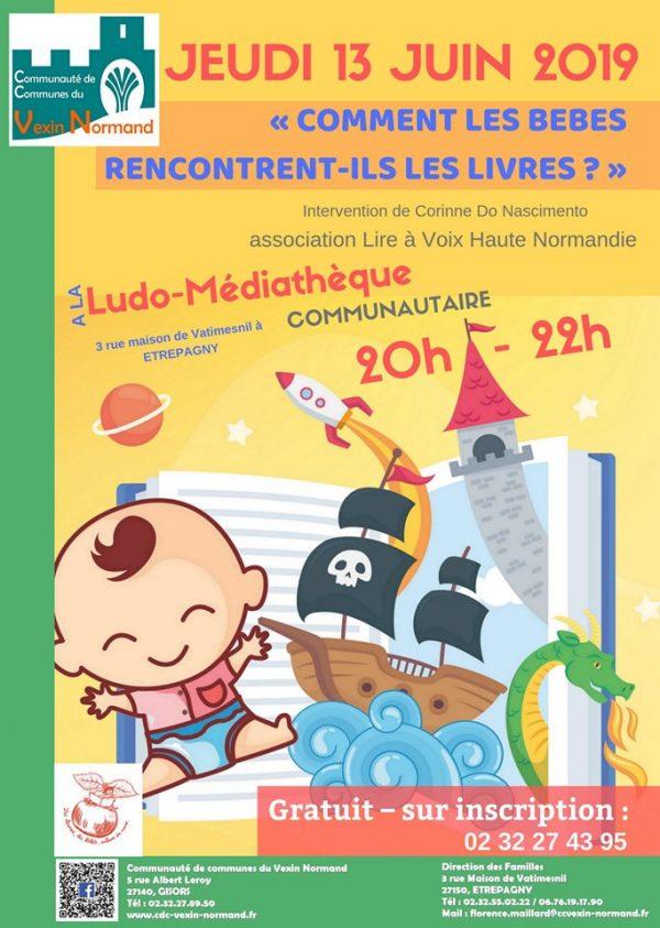 comment les bébés rencontrent ils les livres