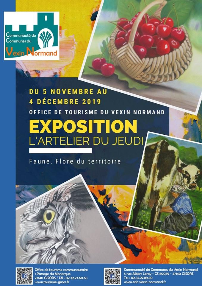 expo artelier du jeudi