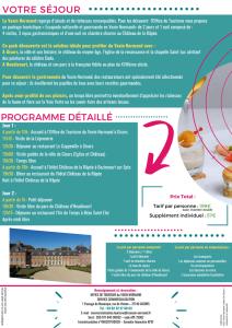 Escapade Culturelle et Gourmande en Vexin Normand