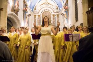 gospel en l'abbaye