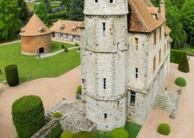 Château et Colombier (c) Cormon, ACVM réduit