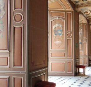Galerie du château de La Roche-Guyon © Pauline Fouché.JPG - réduit