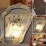 Miroir vénitien (c) Au charme du verre