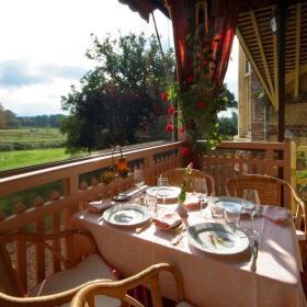 Restaurant du Château de la Rapée