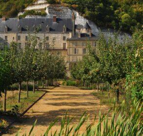 Vue du château depuis le Potager-fruitier © Pauline Fouché.jpg - réduit