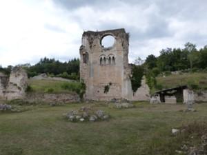 abbaye mortemer fête médiévale ruines