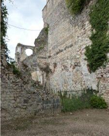 abbaye mortemer ruines