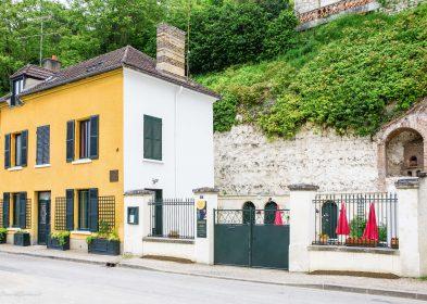 maison Claude Monet à Vétheuil